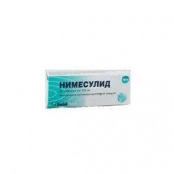 Нимесулид, табл. 100 мг №20
