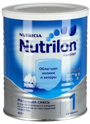 Смесь молочная, Нутрилон 400 г Комфорт 1 с рождения